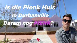 Pink Huis in Durbanville